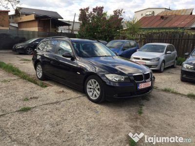 used BMW 320 d, inmatr. 10.2010 ,piele / Variante schimb