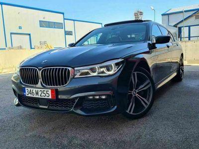 second-hand BMW 740 Seria 7 i