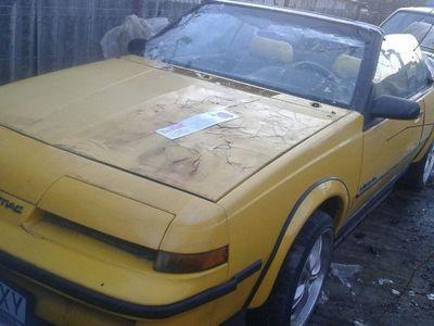 second-hand Pontiac Sunbird GT 1989