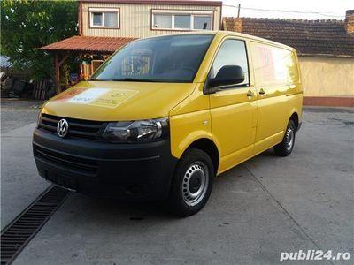 second-hand VW Transporter T6