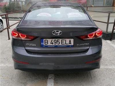 second-hand Hyundai Elantra 1.6 mpi 128 cp highway