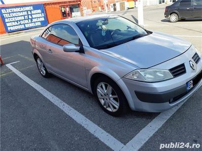 second-hand Renault Mégane Cabriolet 2005 1.9DCI