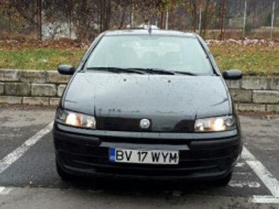 second-hand Fiat Punto sx