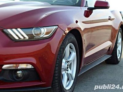 second-hand Ford Mustang 2.3 EcoBoost 2015