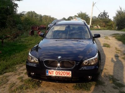 second-hand BMW 525 Panorama/Full electric