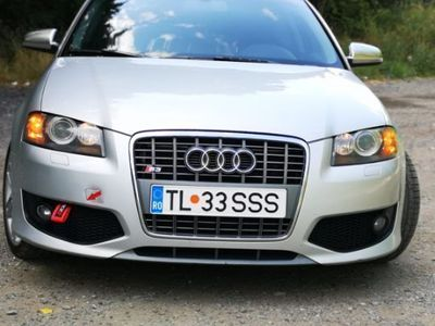 second-hand Audi S3 8P