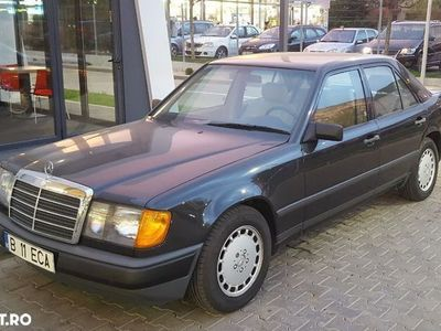 second-hand Mercedes 300 W124