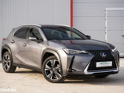 second-hand Lexus UX