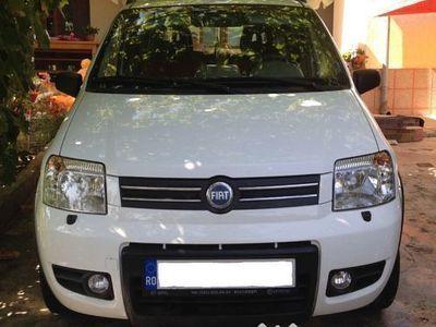 second-hand Fiat Panda 4x4
