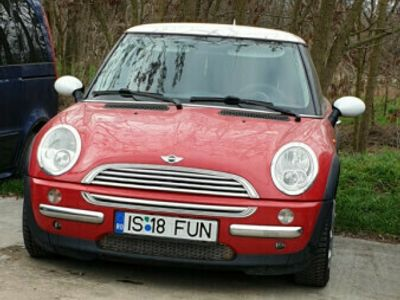 second-hand Mini ONE 1.6 benzina 2003