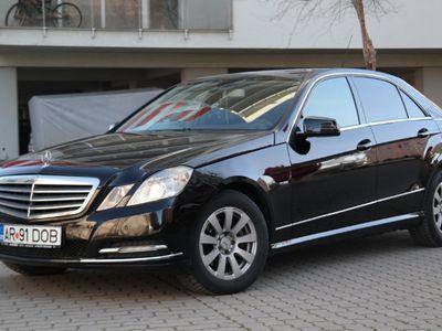 second-hand Mercedes E220 BlueEfficiency Avantgarde - an 2012, 2.2 cdi