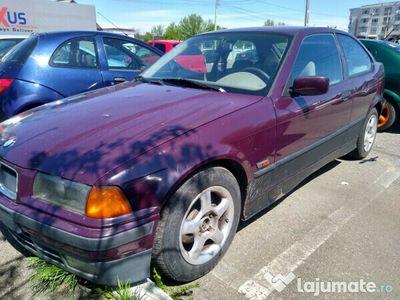 second-hand BMW 316 Compact E36 proprietar