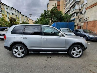 second-hand VW Touareg 3.2