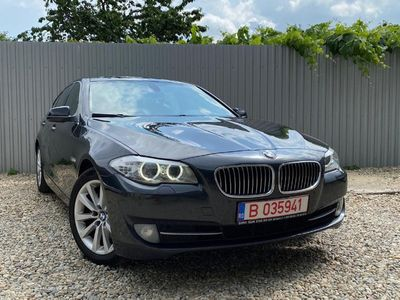 second-hand BMW 525 d