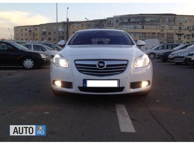 second-hand Opel Insignia cosmo innovation 2.0 cdti / 160 cp