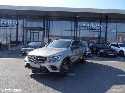 second-hand Mercedes GLC250 4MATIC