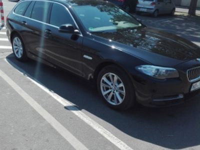 second-hand BMW 520 x drive 10/2015