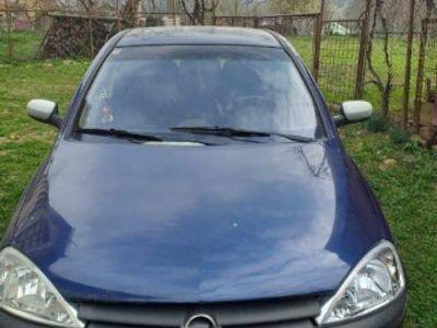 used Opel Corsa C 2003 1.2 benzina Stare f. buna de functionare