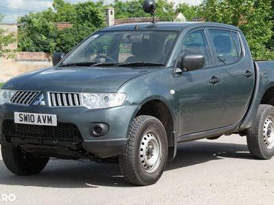 brugt Mitsubishi L200 4x4, 2.5 Di-d Diesel, an 2010
