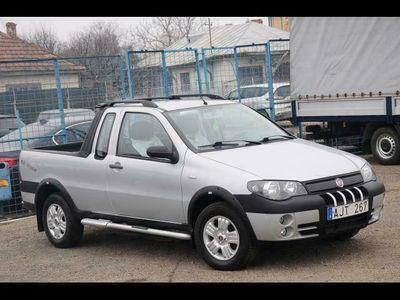second-hand Fiat Strada Pick-up
