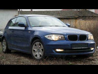 second-hand BMW 118 120d