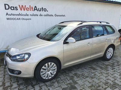 second-hand VW Golf Var.Edition Trendline 1,6 TDI
