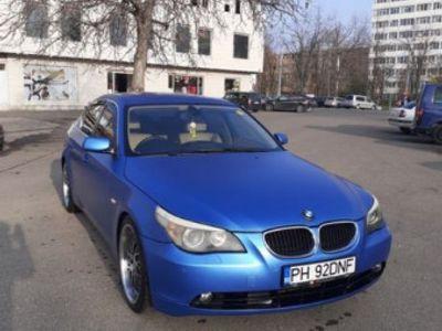 second-hand BMW 530 E60