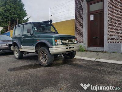 second-hand Suzuki Samurai 1.9Diesel