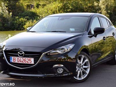 second-hand Mazda 3