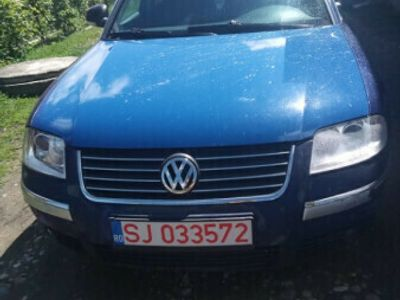 second-hand VW Passat 2005 1.9 tdi