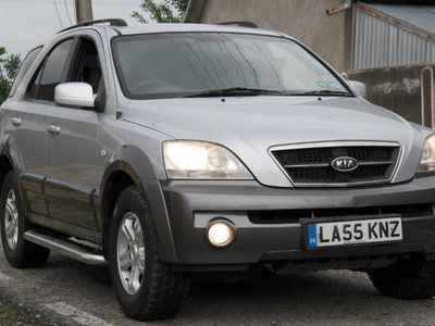 second-hand Kia Sorento 4x4 - an 2006, 2.5 (Diesel)