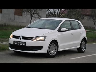 second-hand VW Polo 1.6