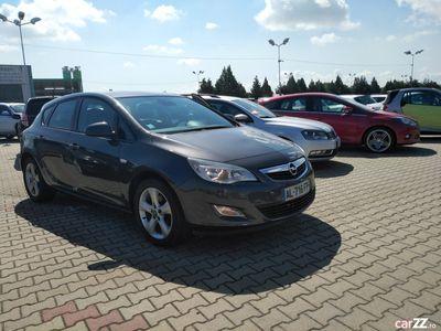 second-hand Opel Astra 1,7 diesel,euro 5,navi,klimatronic,153000 km