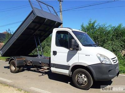 second-hand Iveco Daily 35C18 Basculabil