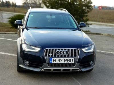 used Audi A4 Allroad