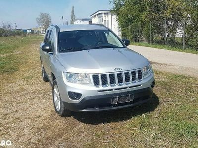 second-hand Jeep Compass 2.2