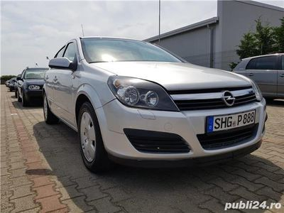 second-hand Opel Astra an 2007, Clima, Tempomat, Comenzi volan, FULL Electric, recent adus din Germania, etc;