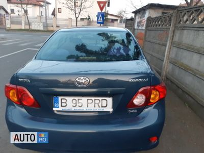 second-hand Toyota Corolla 1.4 D4D 2008, unic proprietar