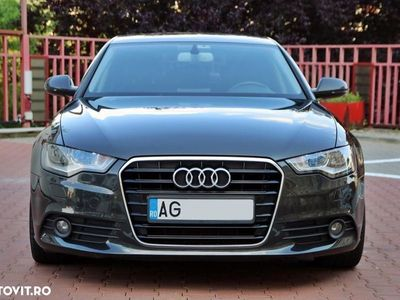 brugt Audi A6 C7