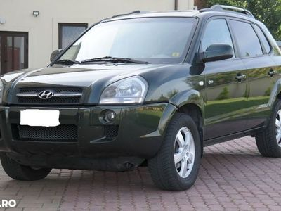 used Hyundai Tucson 4x4 - an 2005, 2.0 crdi