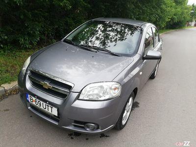 second-hand Chevrolet Aveo 2008 'full options' motor 1.4, 94 cp
