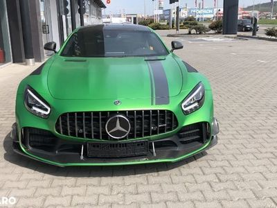second-hand Mercedes AMG GT R