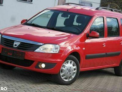 second-hand Dacia Logan MCV - an 2009, 1.6 Mpi (Benzina)