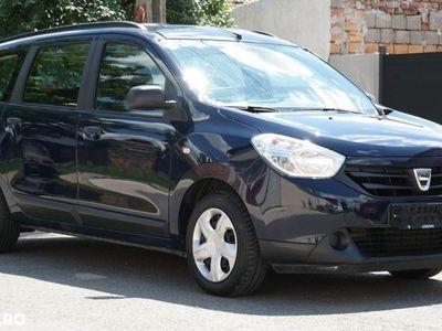 second-hand Dacia Lodgy 7 Locuri