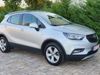 second-hand Opel Mokka X 2017*4x4*1.6 diesel*56000km*Navigatie*LED*