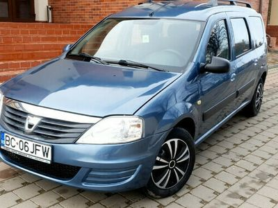 second-hand Dacia Logan MCV 2010 1.6 benzina..facelift
