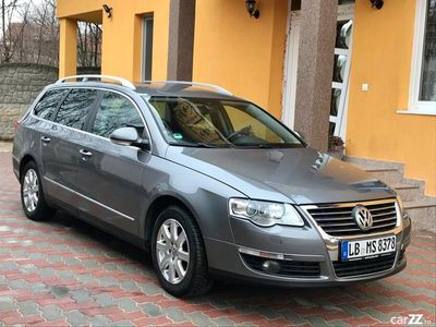 second-hand VW Passat 4motion 4x4