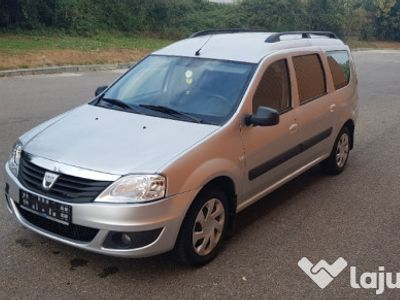second-hand Dacia Logan MCV 2007 euro 4