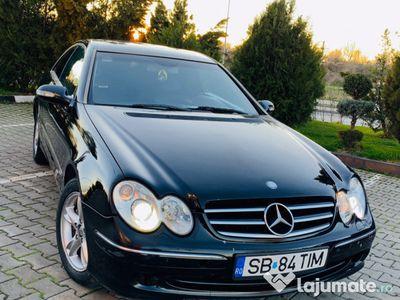 second-hand Mercedes CLK270 CDI Avangarde Facelift