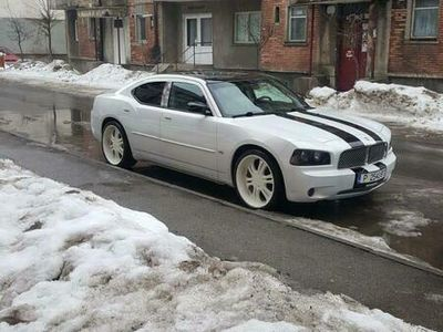second-hand Dodge Charger